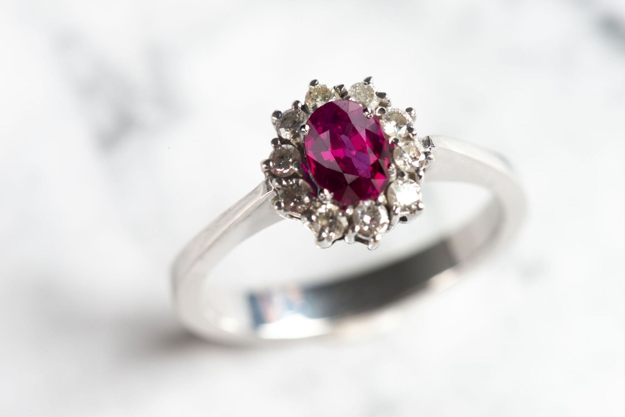 Ruby is the July birthstone