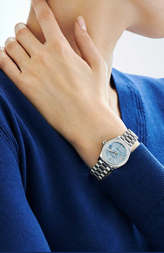 womens watches lady datejust portrait