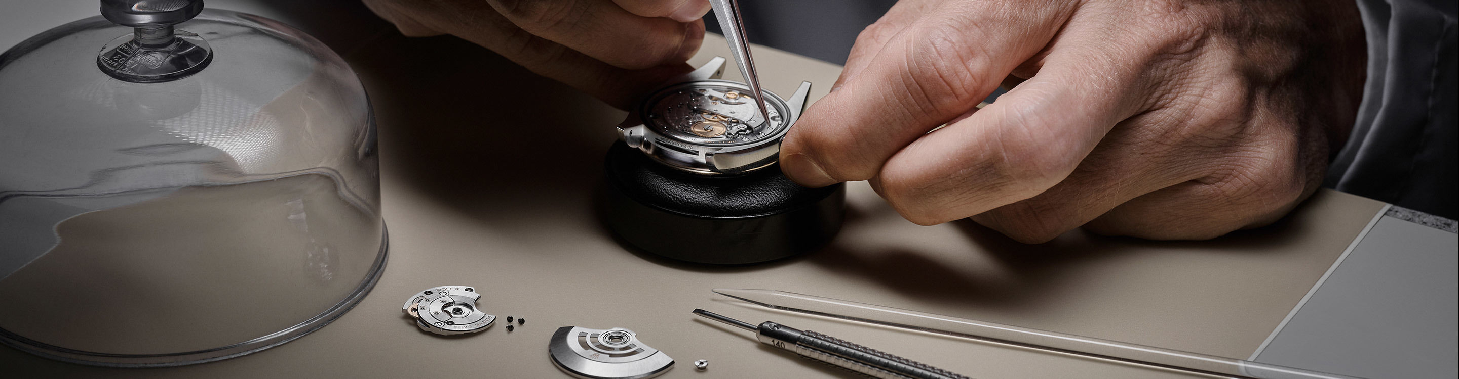 servicing your rolex contact push
